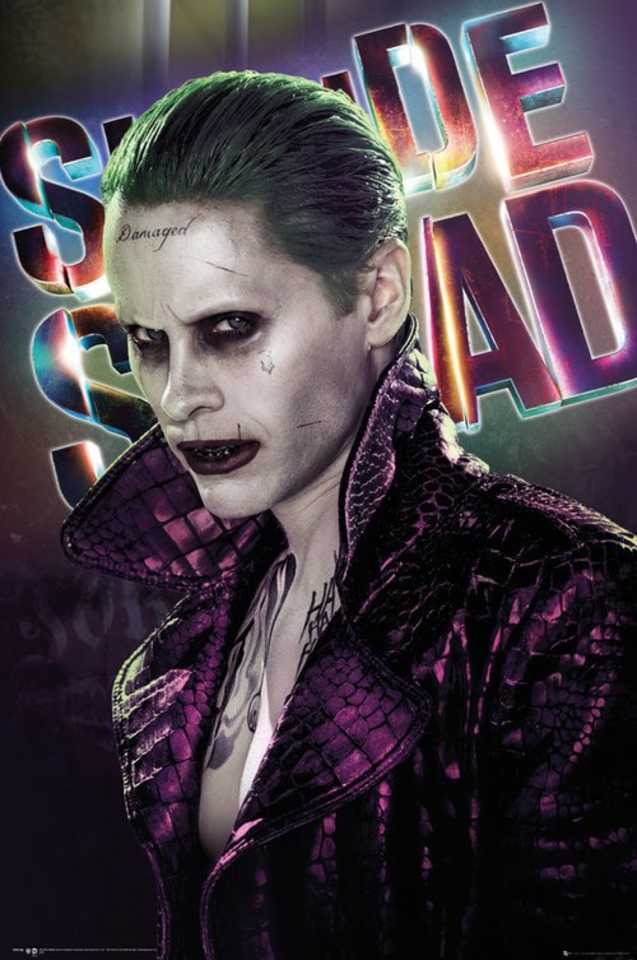 New Suicide Squad Posters Revealed 2