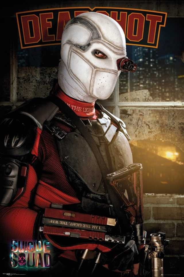 New Suicide Squad Posters Revealed 3