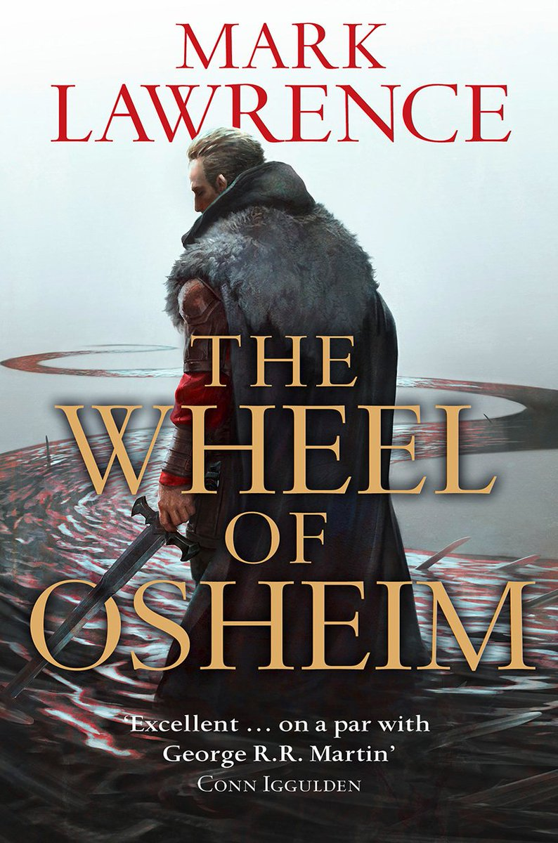 A free copy of The Wheel of Osheim at random to someone retweeting this! https://t.co/ILo2mZTY7R Out today! Hooray! https://t.co/q70lmTNSaR