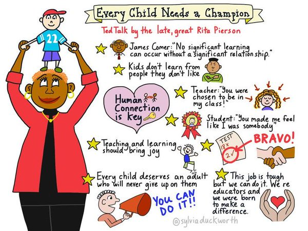 Remember the amazing work you are doing! @sylviaduckworth   #leadupteach https://t.co/UwSQx2xfnY