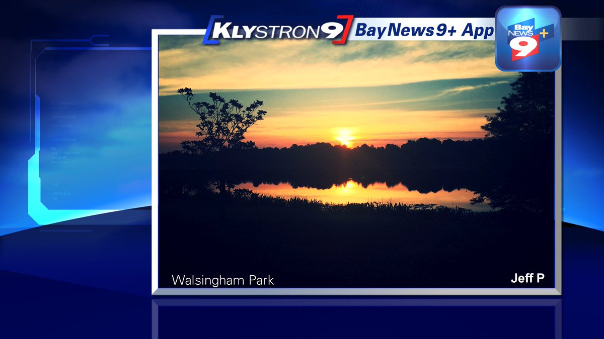 Weather forecast: Warm and muggy with scattered afternoon thunderstorms