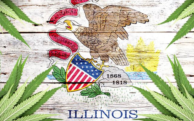 Lawmakers in Illinois Approve Medical Marijuana Expansion