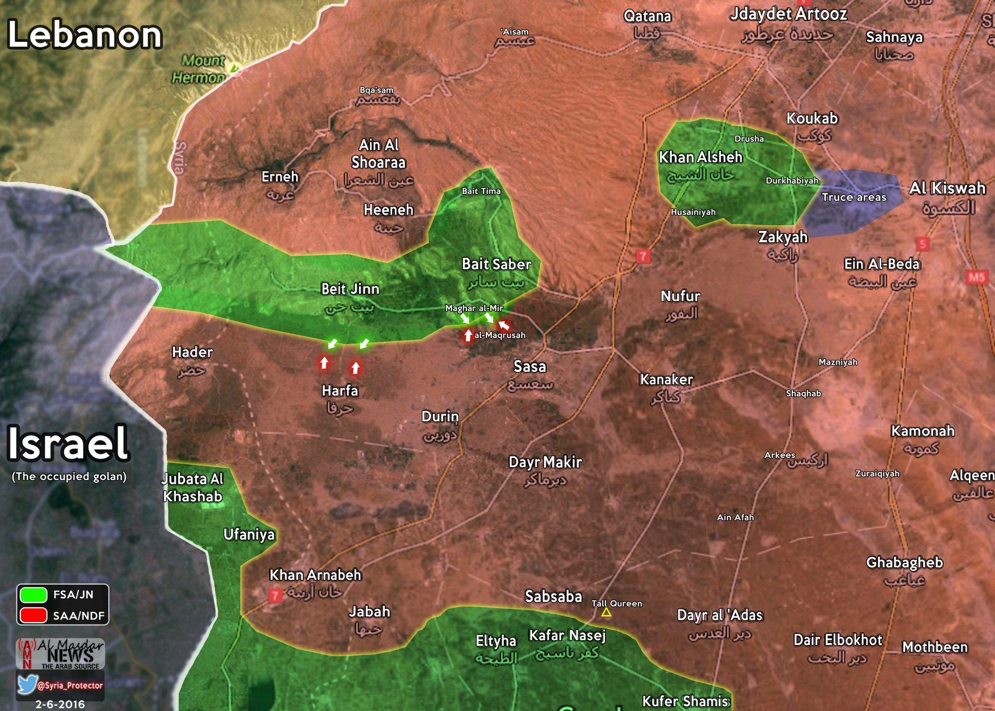 Syrian Civil War: News #8 - Page 7 Cj8usAsW0AAbak2