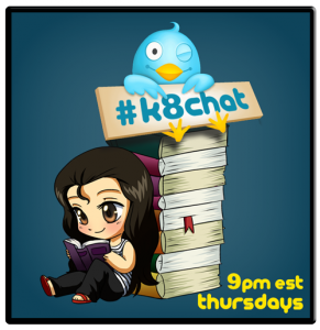 Thumbnail for K8Chat 6/2/2016 - Booktube