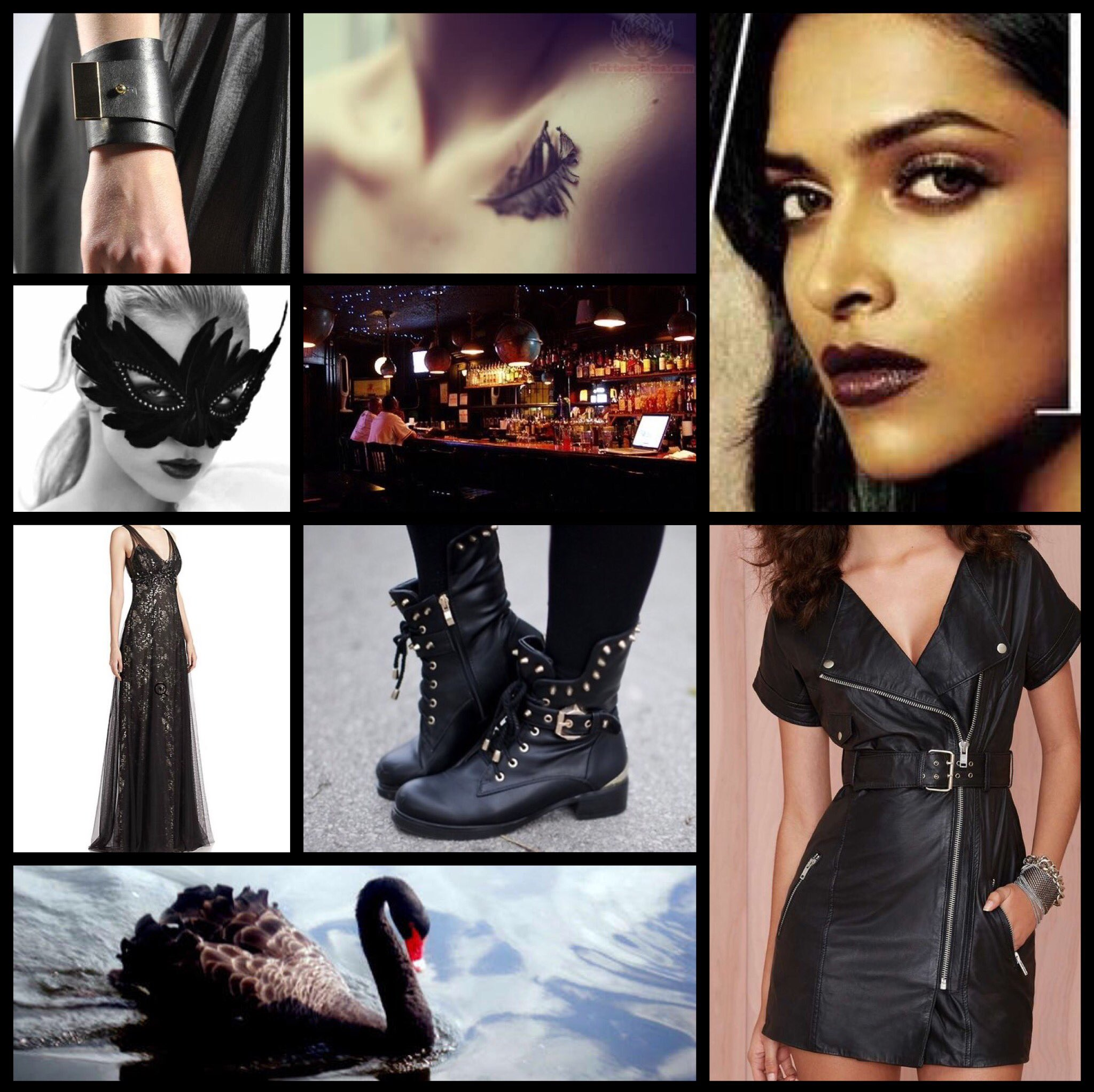 #WIPjoy Day 2: My protag is Kali, a cynical, magic-wielding 18-year-old who works at a dive bar #characteraesthetics https://t.co/PM6phGz1Qd