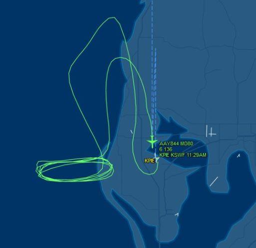 Allegiant Air flight returns for emergency landing after mechanical issue