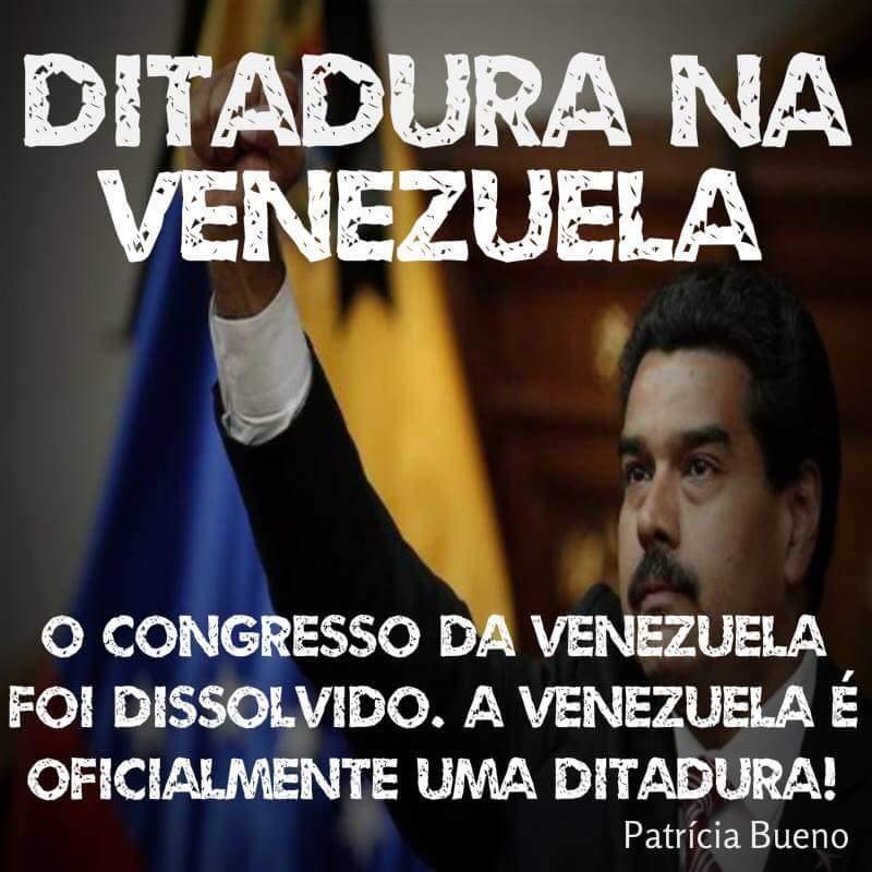 Resultado de imagem para ditadura na venezuela
