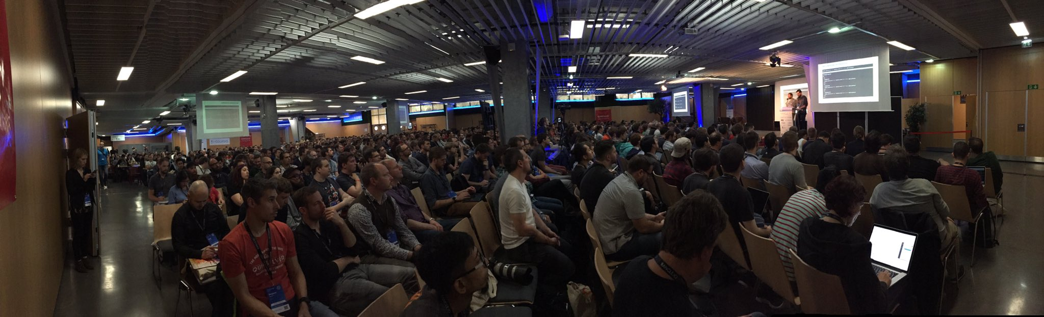React Europe Panorama @gabriel_micko