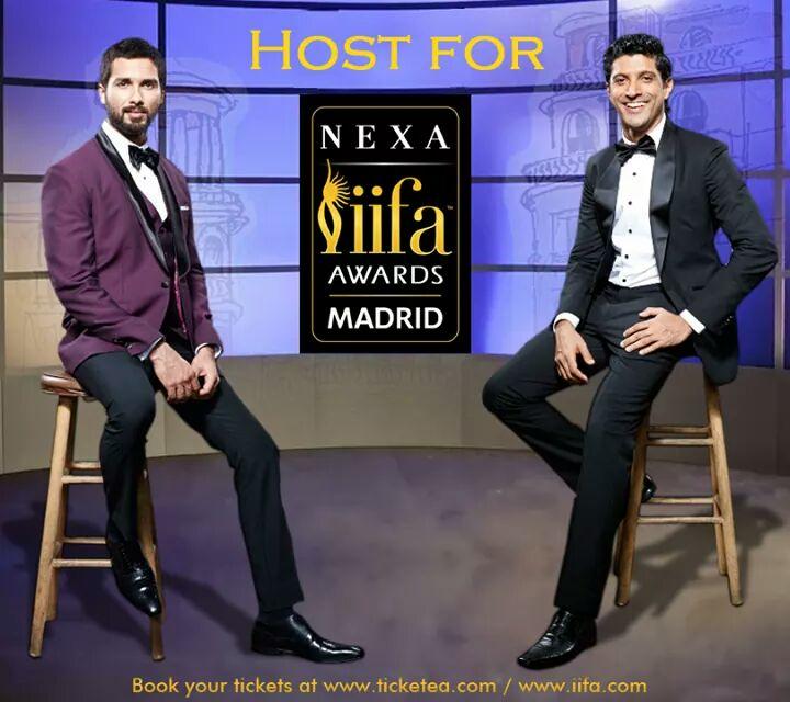 Thumbnail for IIFA 2016, Madrid Spain #1 - #IIFAMadrid #IIFA2016