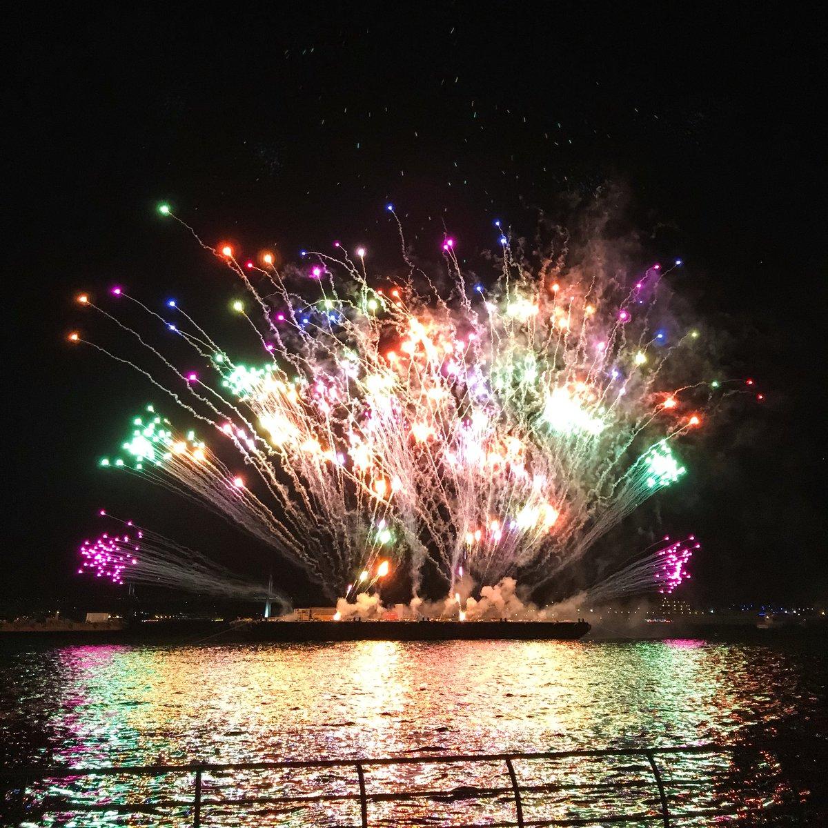 毎年恒例 夏さきどり横浜開港祭☆今年は夏にも花火見れる