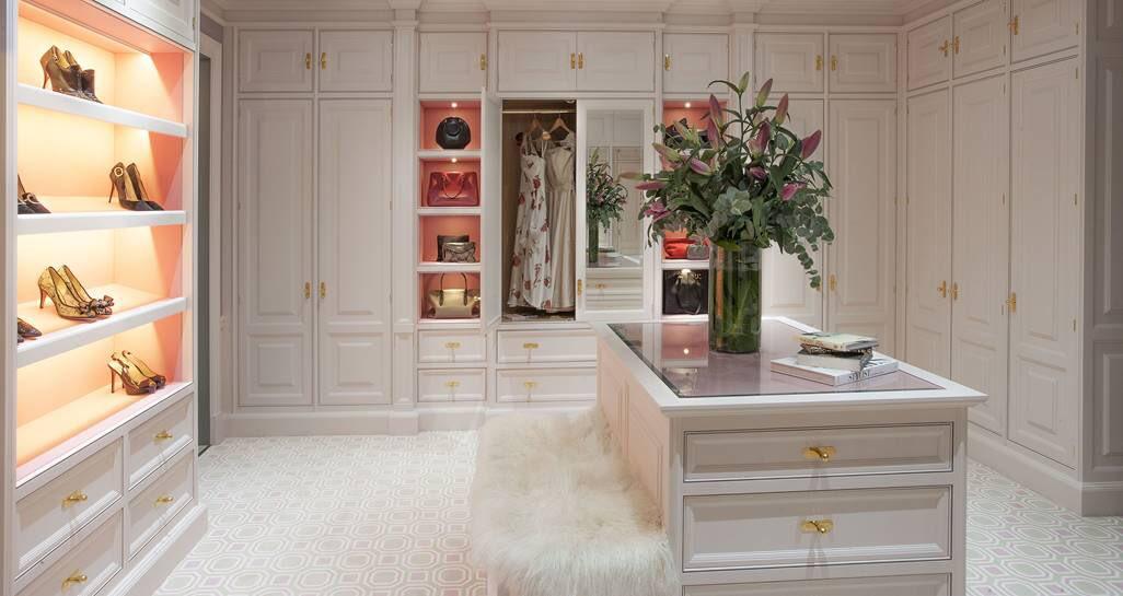 """Christopher Peacock design centrechelsea on twitter: """"the hepburn #dressingroom from"""