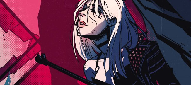 Black Canary #12 exclusive preview. The European tour comes to an end #comics https://t.co/pNJ4pp1Zhl https://t.co/0s6HoeKT3g