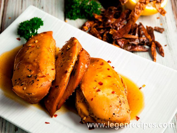 Sweet Garlic Chicken Recipe -
