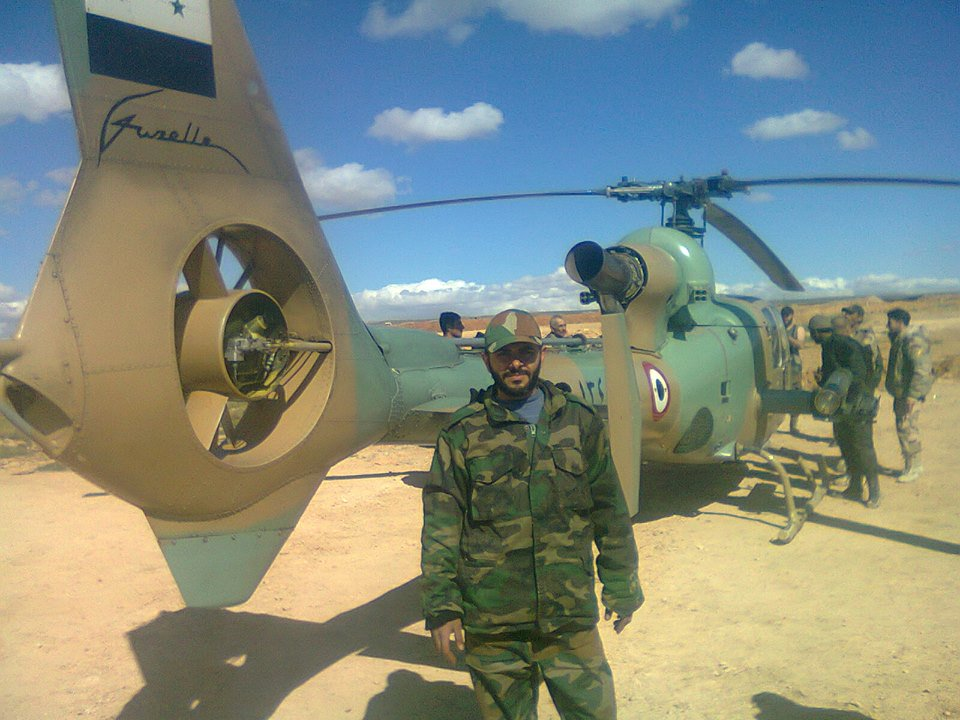 القوات الجويه السوريه .....دورها في الحرب القائمه  - صفحة 2 CjA6dW0XIAQG_xS