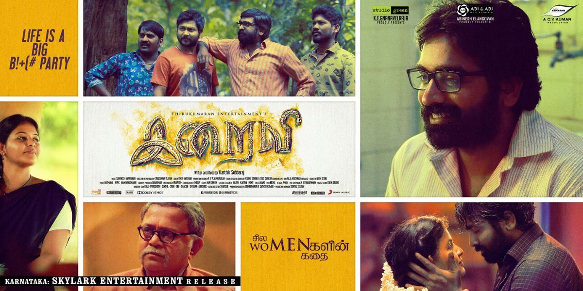 5 Reasons that will make IRAIVI a Must Watch