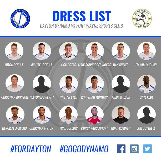 Dayton Dynamo FC on Twitter: