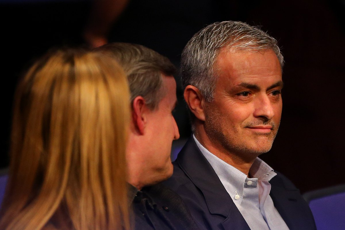 #Jose Mourinho has a 63.55% win record as a manager.  He will be at #mufc next season https://t.co/VYeo05GLWl