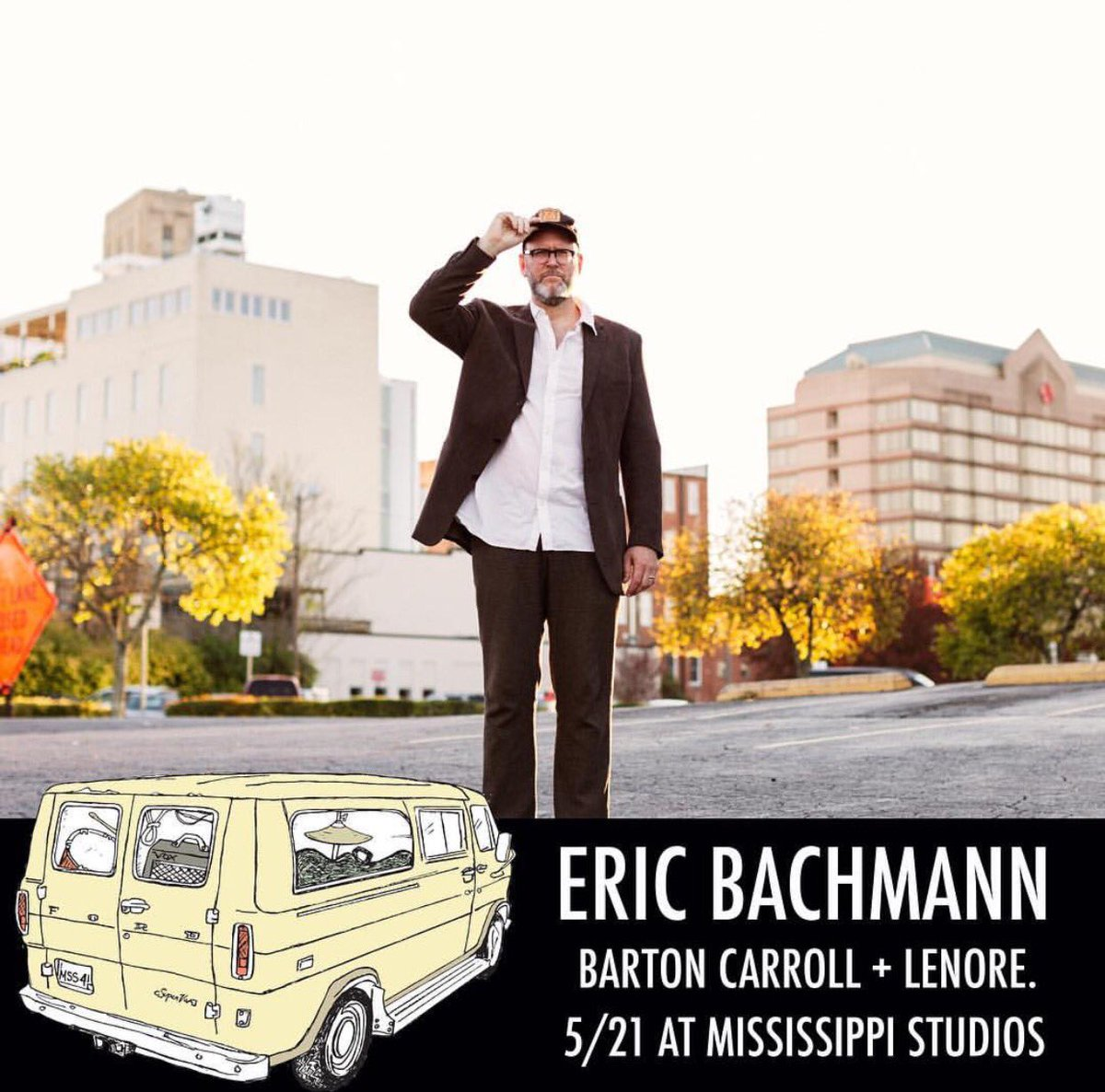 Killer show tonight w @Eric_Bachmann https://t.co/IjtkSQqdMH