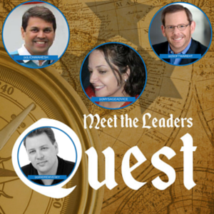 Leaders share their stories in https://t.co/wmQffIxLTl Meet the Leaders Quest. 6 million(e) are yours for playing! https://t.co/OVHdfErk9S