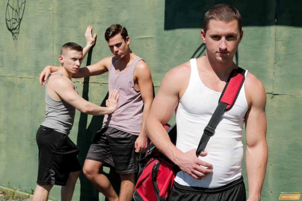 DOWNLOAD \u003e\u003e Next Door Buddies The Hot Gym Guy - Dante Martin Max Penn \u0026 Benjamin Swift ...  sc 1 st  Twitter & Gay Club on Twitter: \