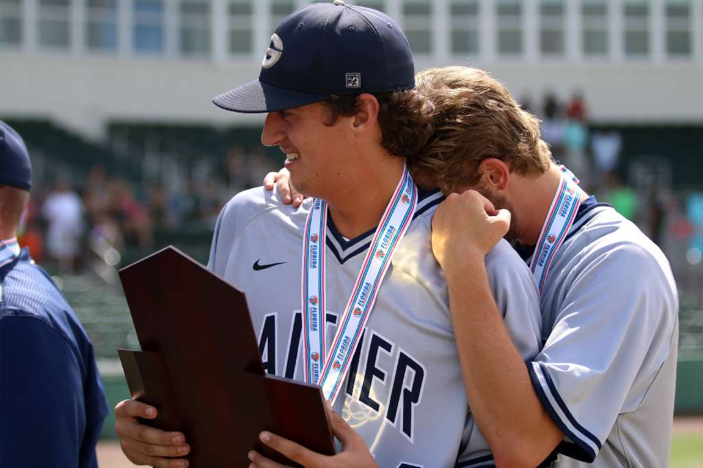 State baseball: Gaither wins first championship, 2-1 over Venice