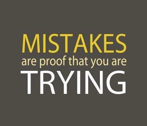 On Mistakes…  Visit us at https://t.co/OOxu5o7op0 https://t.co/8CXn7W5NAl