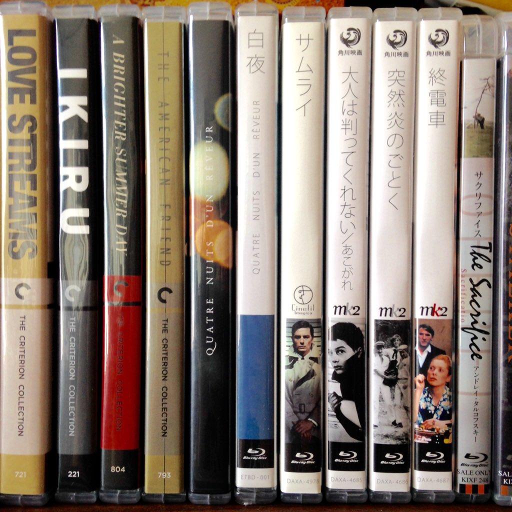 """シネフィルDVD on Twitter: """"ロベール・ブレッソン『白夜』Blu-ray、一足先に届けていただきました。指紋を付けるのも憚られるようなキレイなパッケージ。https://t.co/tLqmc2XReh… """""""
