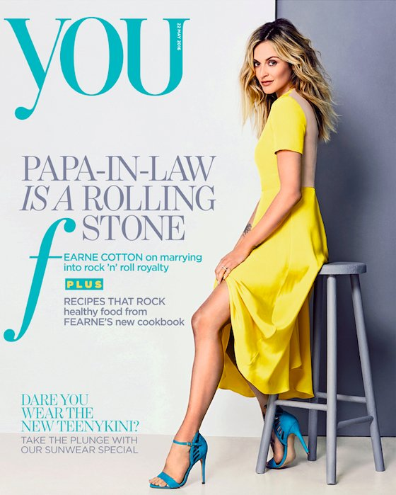 RT @YOUMagSocial: @Fearnecotton is today's cover star! Don't miss her exclusive interview, only in YOU, free with The Mail on Sunday. https…
