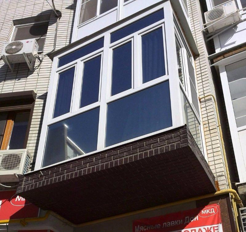 Ростов-на-дону: все виды отделочных работ на балконе цена 0 .