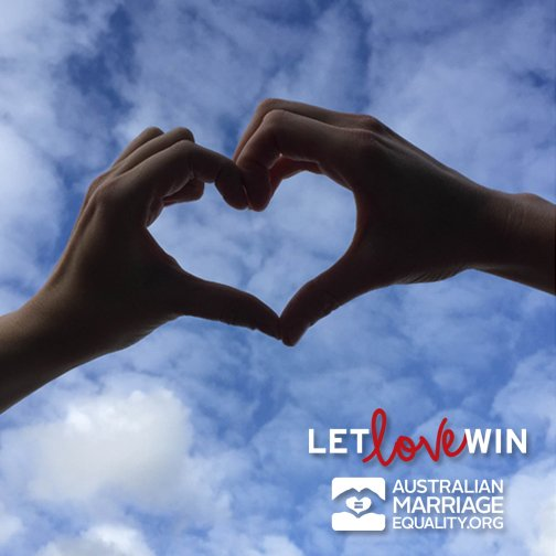 We believe in equal #love for everybody!  We support AME and marriage equality  #letlovewin! https://t.co/GMM9TxTuL3