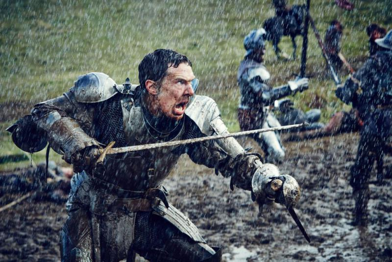 ★★★★★ 'Benedict Cumberbatch was born to play the blasted, blighted Richard III' #TheHollowCrown #BenedictCumberbatch https://t.co/A4tbyAl3M2