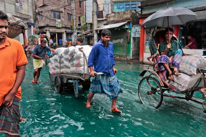 Число жертв тропічного циклону «Роану» в Бангладеш зросло до 24