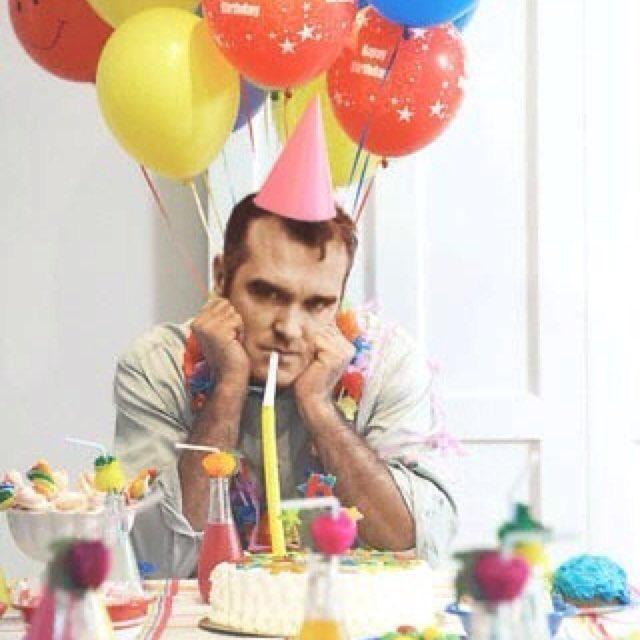 morrissey birthday Fans wish Morrissey a very unhappy birthday morrissey birthday