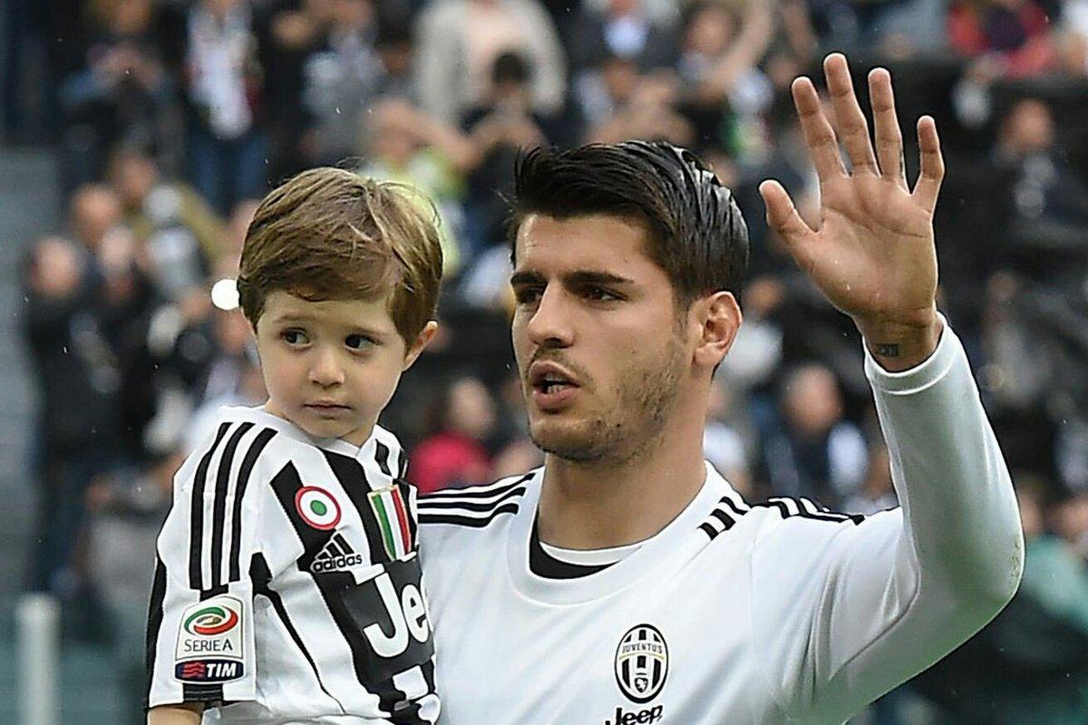 Casa Juventus: Morata vuole vincere al Real Madrid