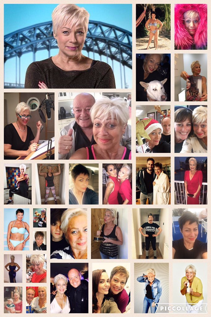 Happy birthday @RealDeniseWelch