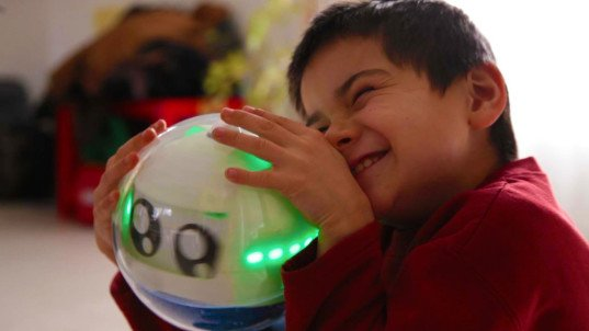 Leka is an interactive robot that helps children with autism engage with the world