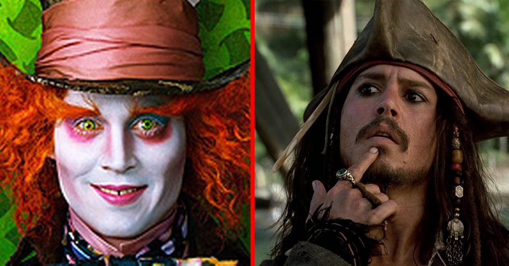 Which Johnny Depp Character Are You Based On Your Zodiac Sign