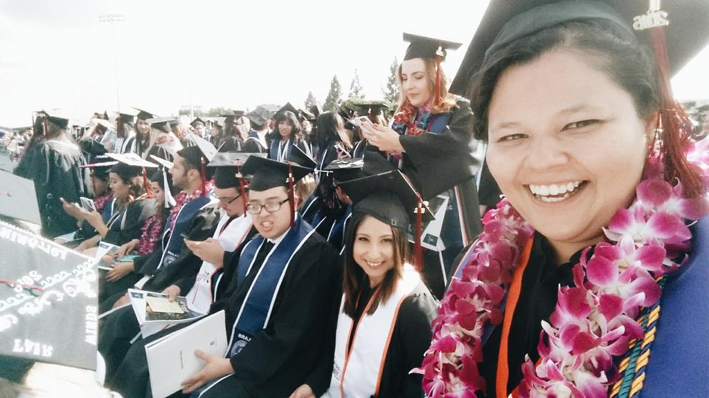 Thumbnail for #CSUF2016 Commencement