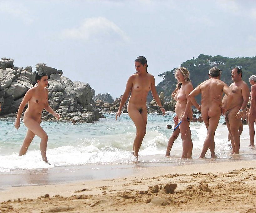 Nudist pegeament well done