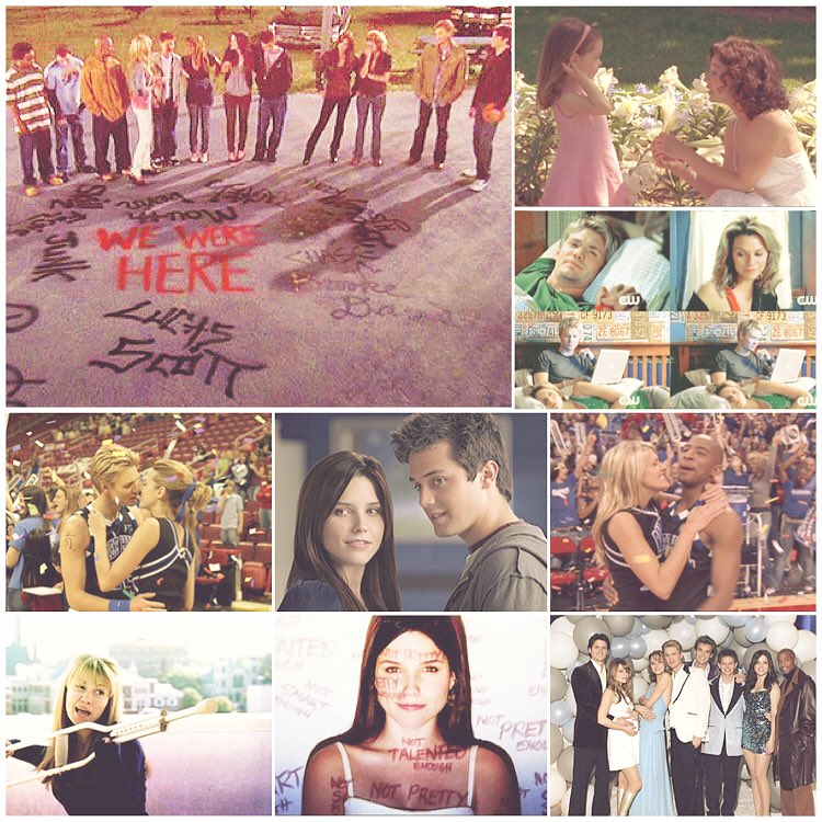 Day 22 - #OTHSeason4 was filled with so much heart & growth in every character that my emotions were never stablepic.twitter.com/ZMMYQcU53K