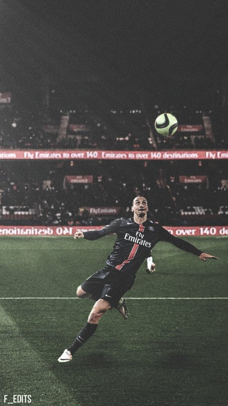 Fredrik On Twitter Zlatan Ibrahimovic Mobile Wallpaper PSG Legend