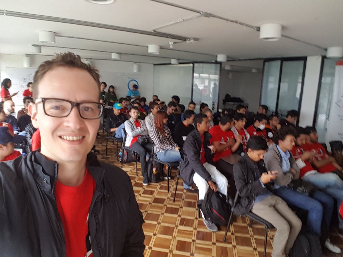 Angelhack bogota #AnyoneCanCode https://t.co/2wgggC9B4W