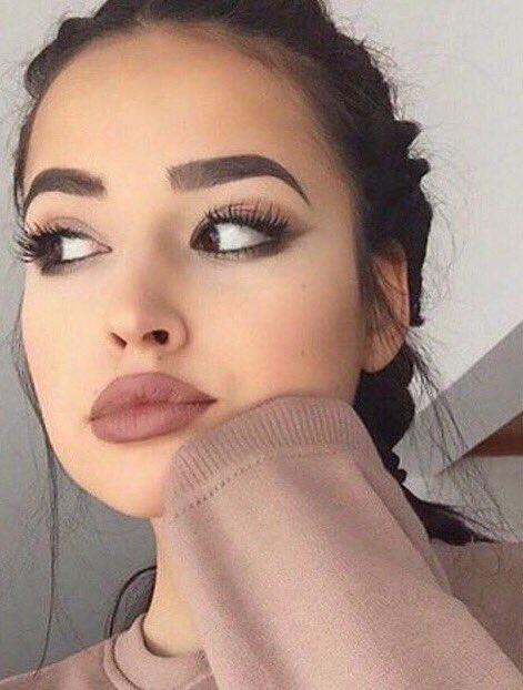 the gallery for gt pretty swag makeup tumblr