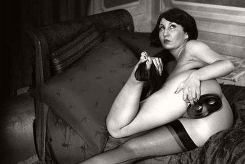 Noche chicas desnudo