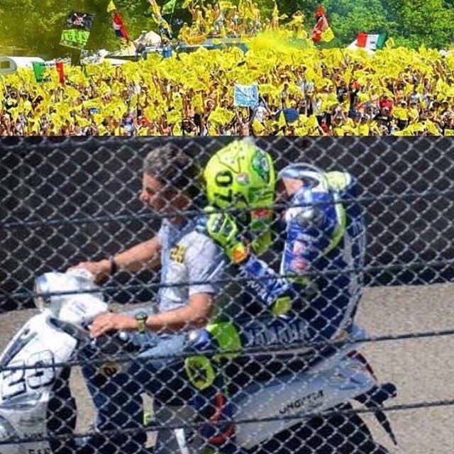 """MotoGP, capo meccanico Galbusera: """"Mondiale non è chiuso. Valentino Rossi al Mugello ne aveva più di tutti"""""""