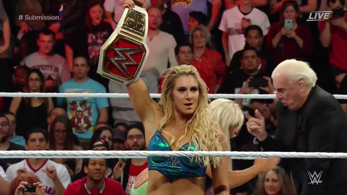 Charlotte - Extreme Rules 2016
