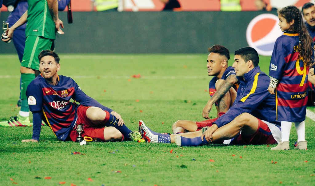 FC BARCELONA v SEVILLA FC. FINAL COPA DEL REY. DOMINGO 21h (GMT + 1) - Página 7 CjGJES9WYAAeK62