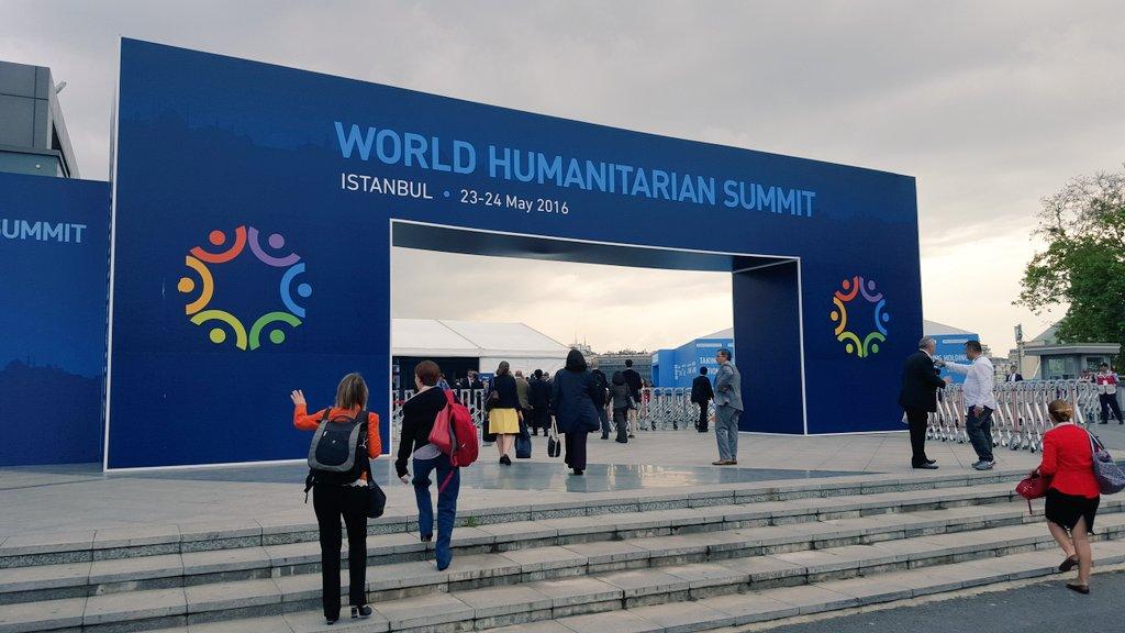 Thumbnail for World Humanitarian Summit 2016: Day 1 (Monday, 23 May) Highlights