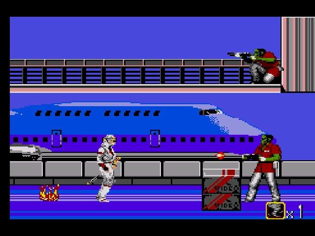 24-Shadow Dancer (SMS) El perrito desaparecío en la conversión de Arcade a Master System https://t.co/44k8M20uSK