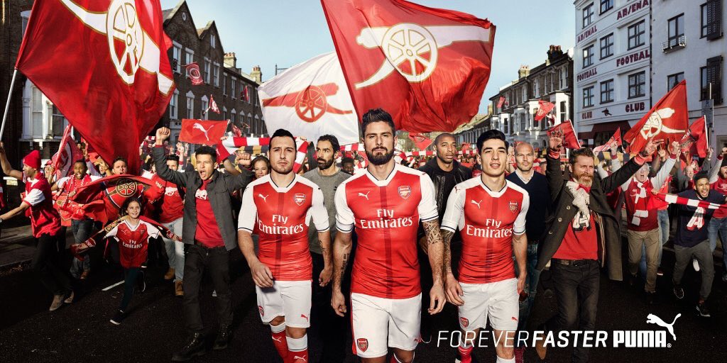 PICTURE: No smile from Theo Walcott and others in new shots
